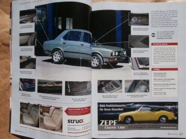 Swiss Classics Revue Bmw 5er E28 Kaufberatung Heft